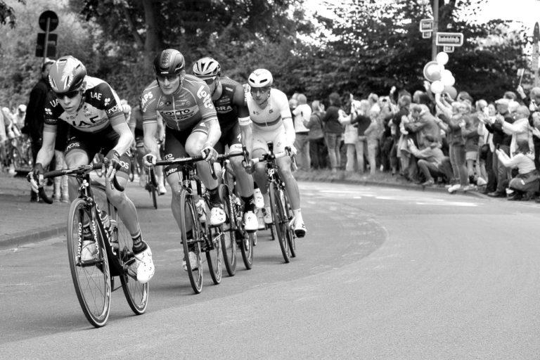 Fotoreportage der Tour de France