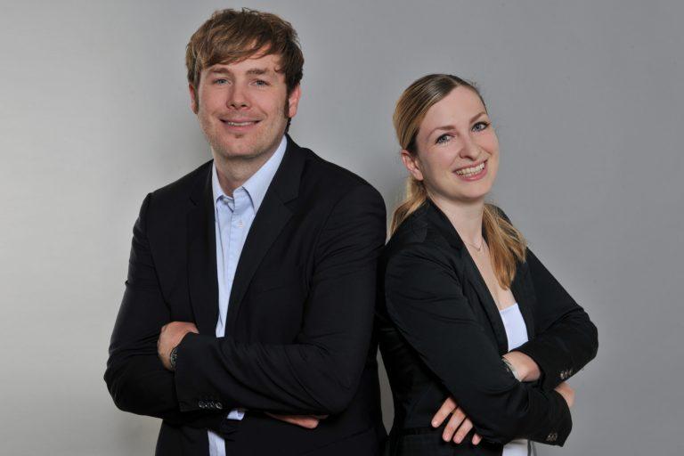 Pressefoto und Business-Bild für die Homepage