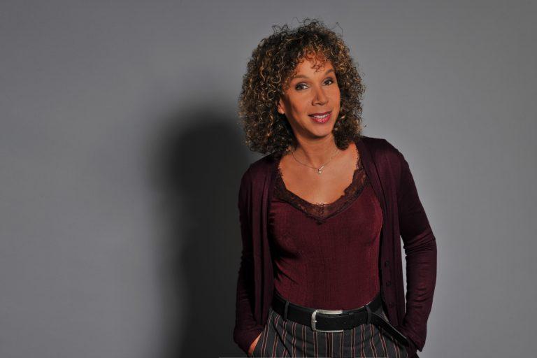 Businessportrait der Moderatorin Tina von Carlowitz